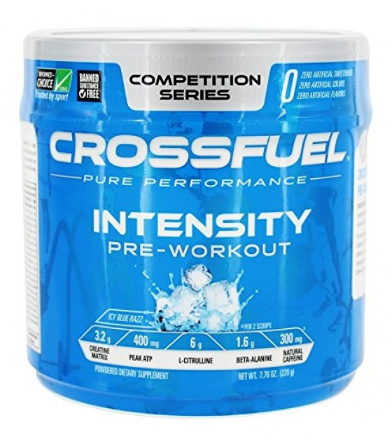 [pure Goodness] Cross Fuel Intns,blue Ice
