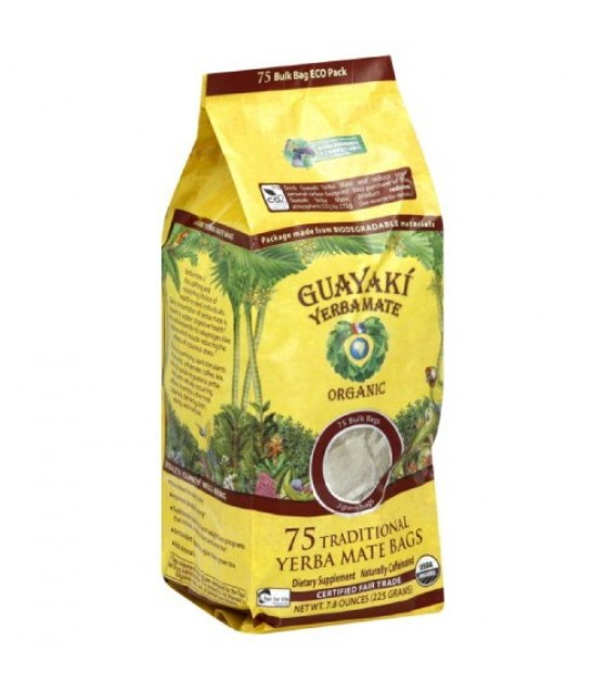 [Guayaki] Yerba Mate Traditional FT  100% Organic