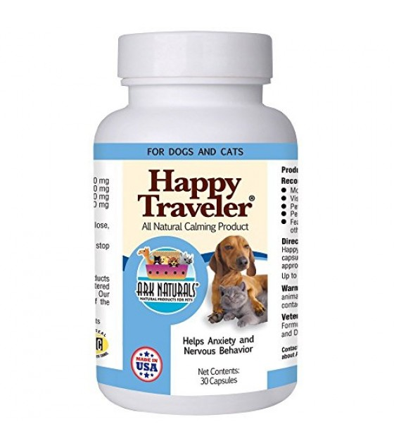 [Ark Naturals]  Happy Traveler
