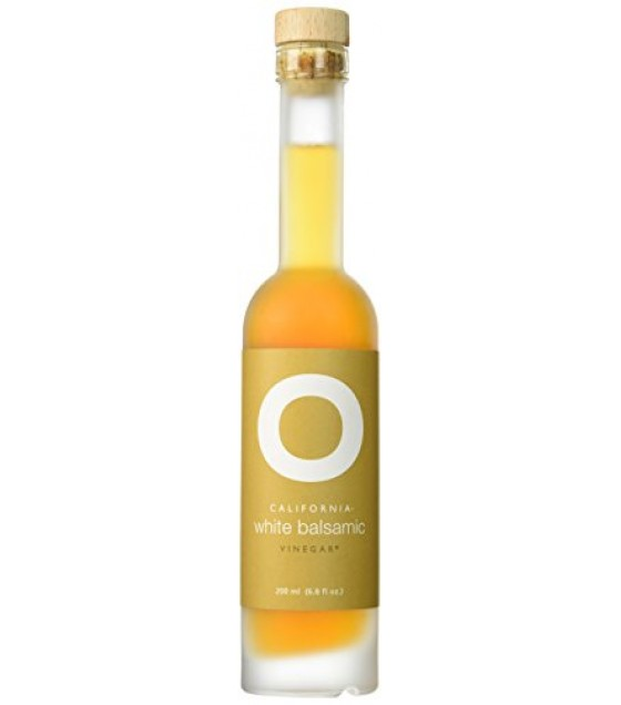[O Olive Oil] Wine Vinegars California White Balsamic