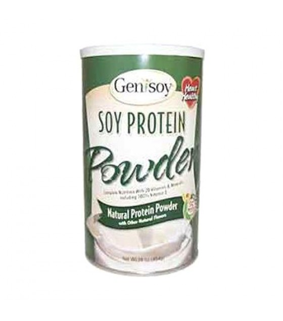 [Genisoy Products Co.] Soy Protein Powder Shakes Protein Plain