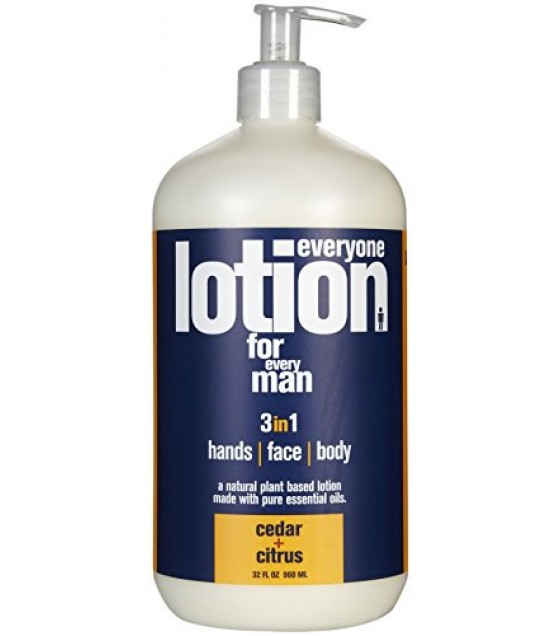 [Eo] Body Lotions Everyone Men, Cedar & Citrus