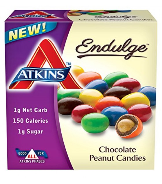 [Atkins] ENDULGE CANDY,CHOC PNUT