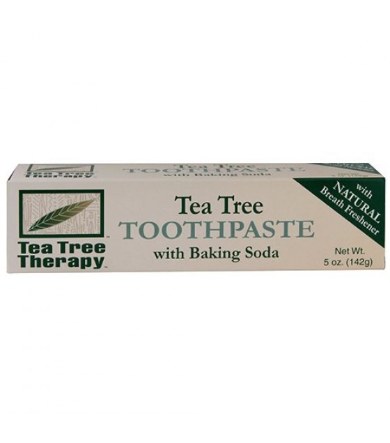 [Tea Tree Therapy, Inc.] Tea Tree Products Natural Toothpaste