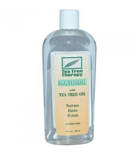 [Tea Tree Therapy, Inc.] Tea Tree Products Mouthwash, Alcohol Free