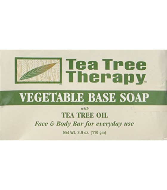 [Tea Tree Therapy, Inc.] Tea Tree Products Tea Tree Therapy Vegetable Base Soap