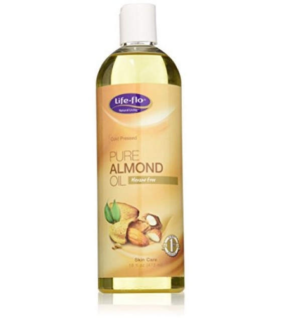 [Life Flo] ALMOND OIL,PURE