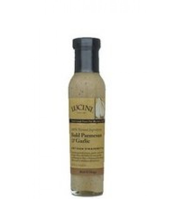 [Lucini Italia] Salad Dressings Bold Parmesan & Garlic