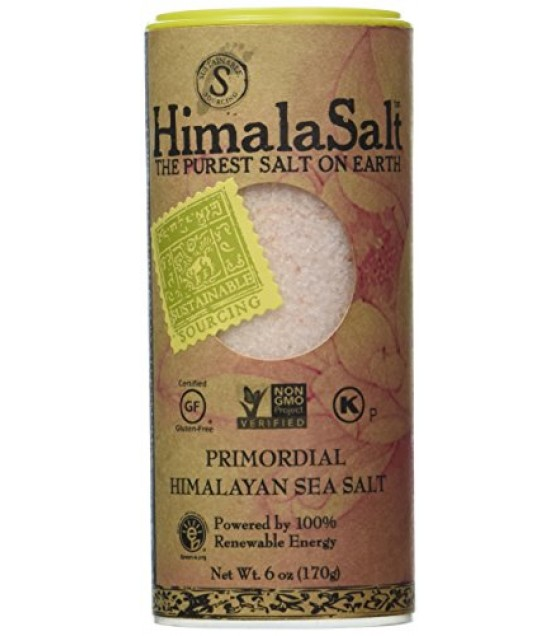 [Himalasalt]  Sea Salt, Fine Grain Shaker