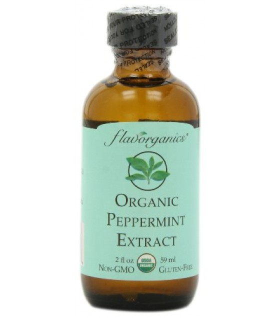 [Flavorganics] Extracts Peppermint  At least 95% Organic