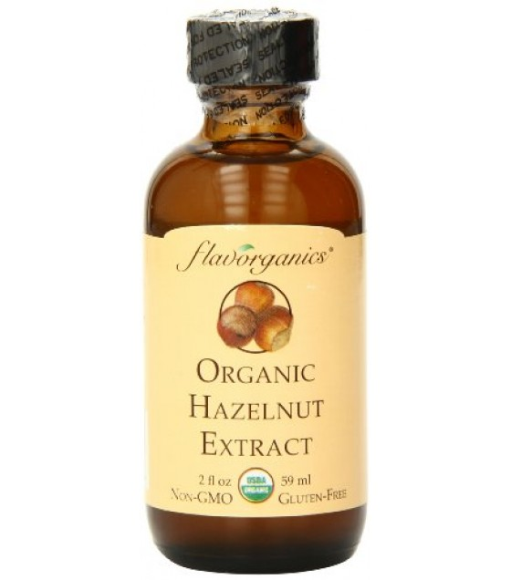 [Flavorganics] Extracts Hazelnut  At least 95% Organic