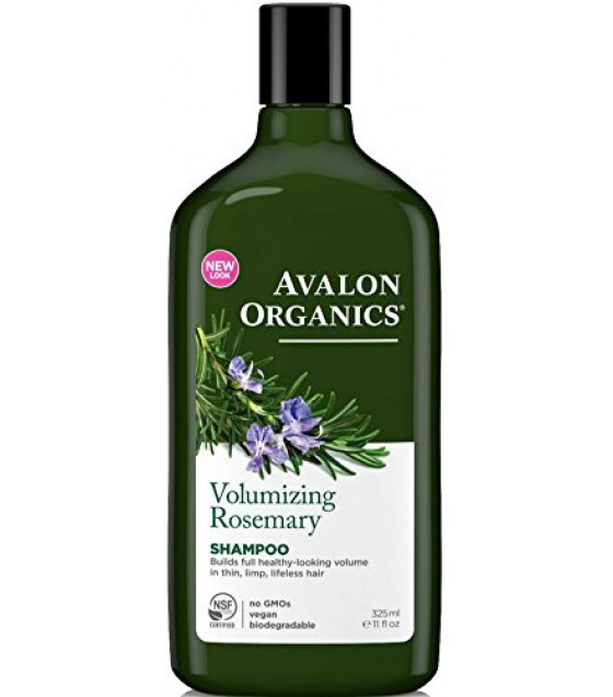 [Avalon Organics] Therapeutic Hair Care Shampoo, Rosemary