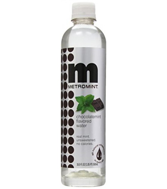 [Metro Mint]  Chocolatemint Water