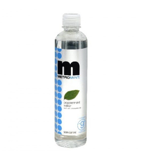 [Metro Mint]  Peppermint Water