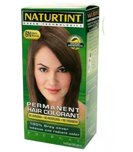 [Naturtint] Permanent Hair Colors (6N) Dark Blonde