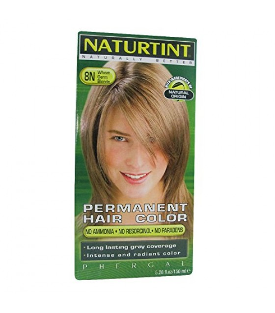 [Naturtint] Permanent Hair Colors (8N) Wheat Germ Blonde