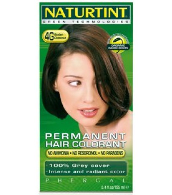 [Naturtint] Permanent Hair Colors (4G) Golden Chestnut