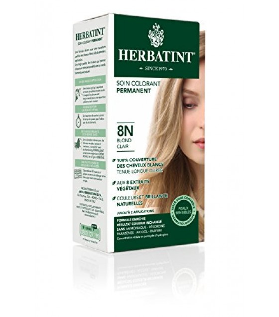 [Herbatint]  (8N) Light Blonde