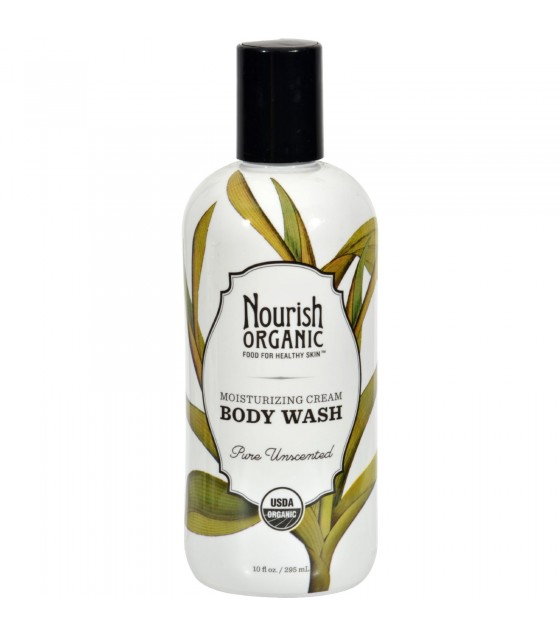 [Nourish] BODY WASH,OG2,PURE UNSCTD  At least 95% Organic