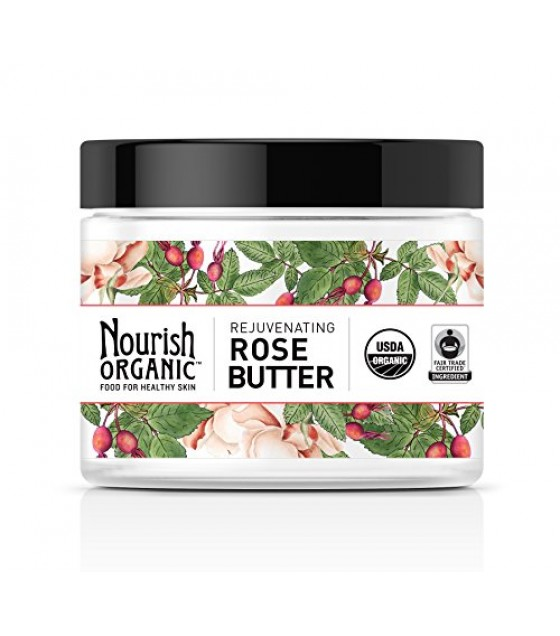 [nourish] Face Clnsr,og2,rose Buttr