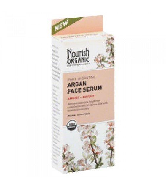 [Nourish] Face Serum Pure Hydrating Argan  At least 95% Organic