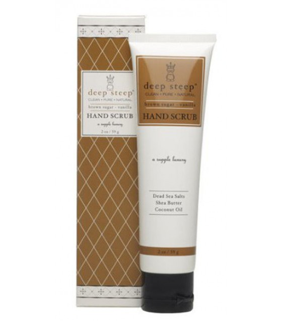 [Deep Steep] HAND SCRUB,BRN SUGAR VAN