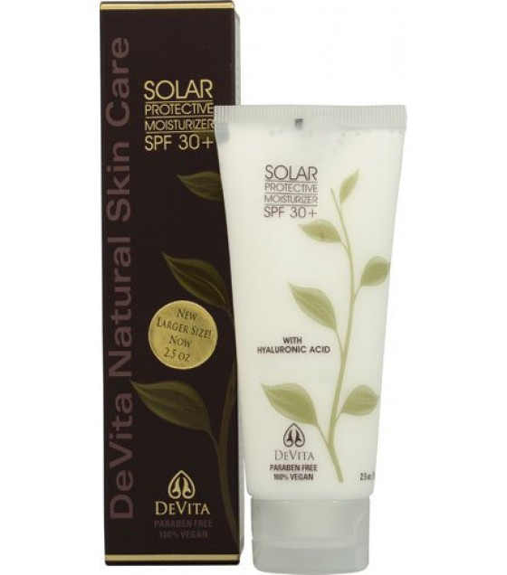 [Devita] Facial Care Moisturizer, Daily Solar Protect 30