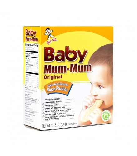 [Hot Kid] Baby Mum-Mums Original