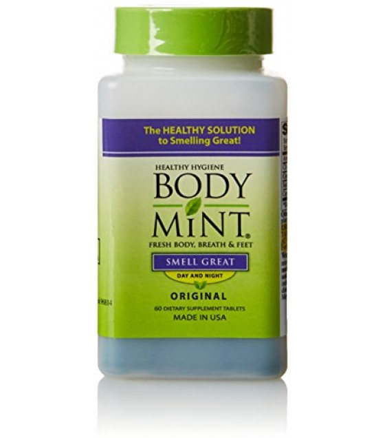 [Body Mint] Fresh Breath & Body Body Mint