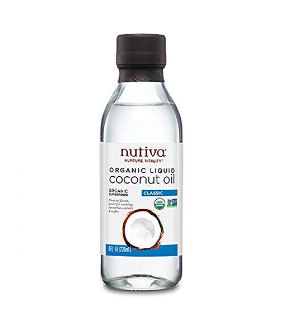 [nutiva] Oil,og1,liquid Coconut