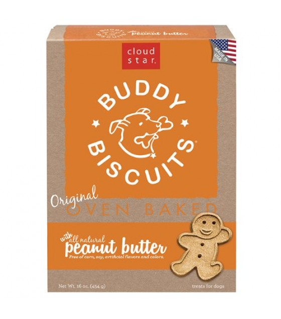 [Cloud Star] Buddy Biscuits Peanut Butter Madness, DF