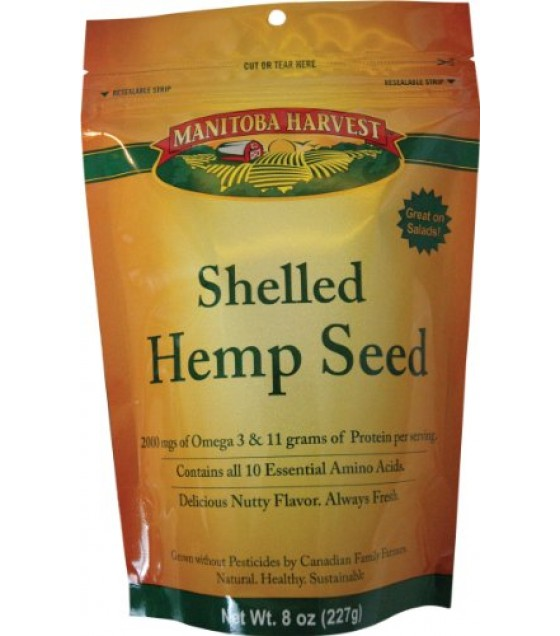 [manitoba Harvest] Shelled Hemp Seed