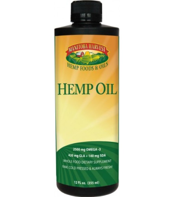 [Manitoba Harvest] Oil Hemp Seed Oil