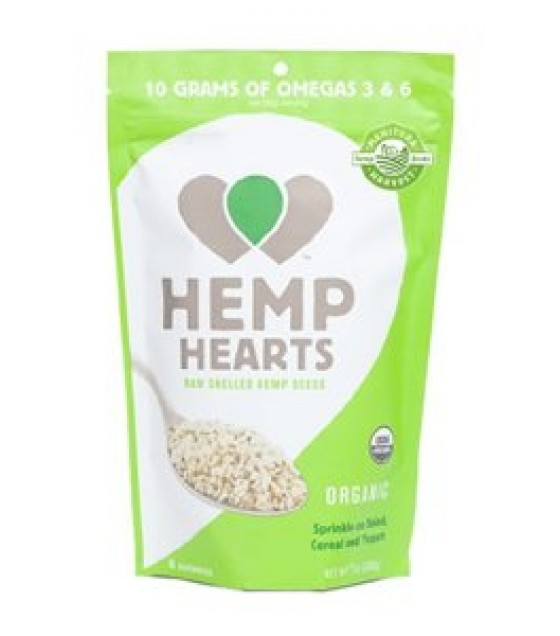 [Manitoba Harvest] Shelled Hemp Seed Hearts  At least 95% Organic