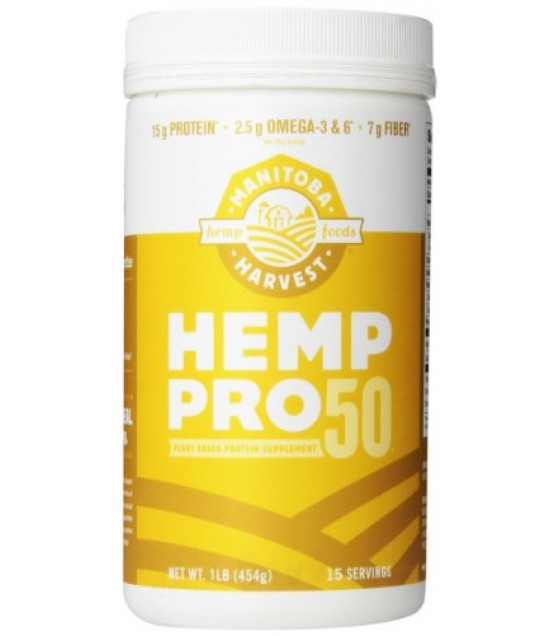 [Manitoba Harvest] Protein Powder Hemp Protein Powder