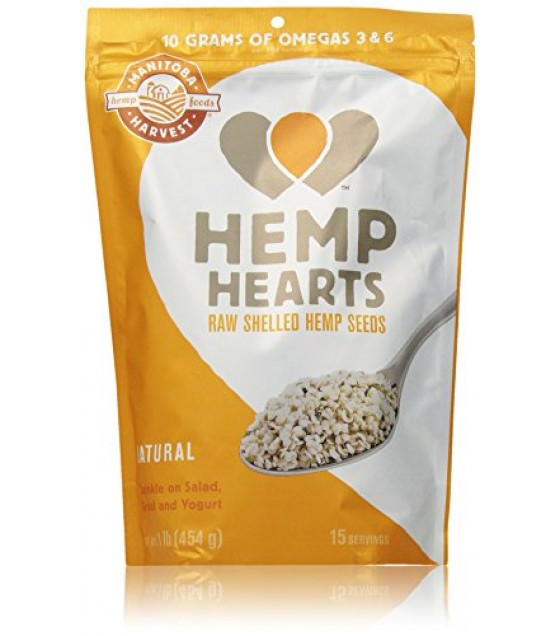 [Manitoba Harvest] Shelled Hemp Seed Hemp Seed Shelled