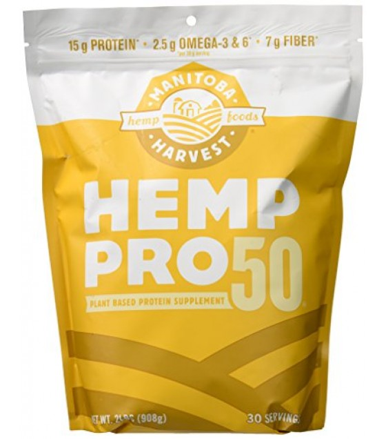 [Manitoba Harvest] Protein Powder Hemp Pro 50