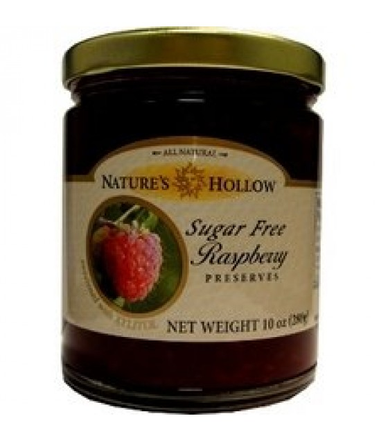 [Nature`S Hollow] Preserves Raspberry, Sugar Free