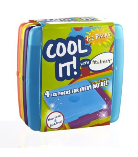 [jaxx] Cool Coolers,4pk Ice