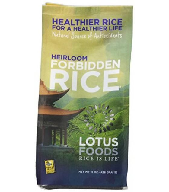 [Lotus Foods] Rice Forbidden