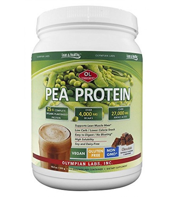 [Olympian Labs] PEA PROTEIN,CHOCOLATE