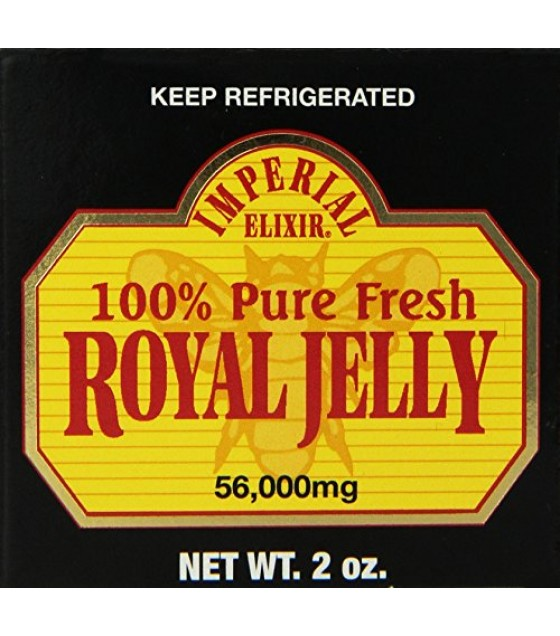[Imperial Elixir] Royal Jelly Fresh (Refrigerated) Royal Jelly, Fresh