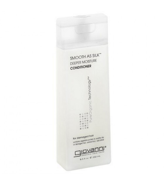 [Giovanni] Hair Care Products Conditioner, Smooth As Silk
