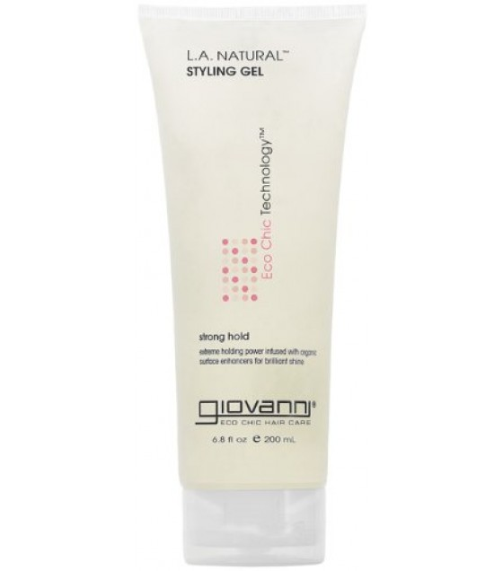 [Giovanni] Hair Care Products L.A. Nat, Xtra Firm Holding Gel