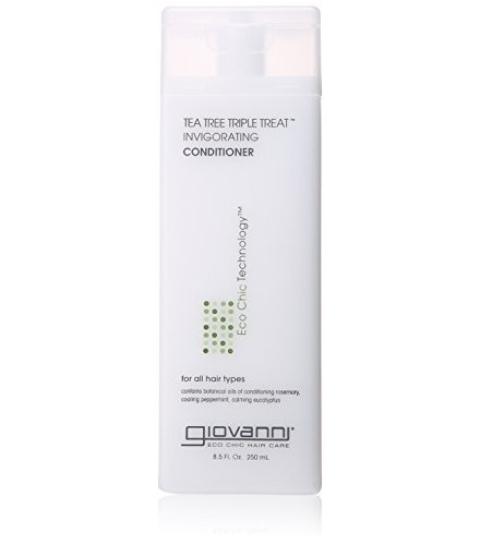 [Giovanni] Hair Care Products Conditioner, Tea Tree Triple Treat