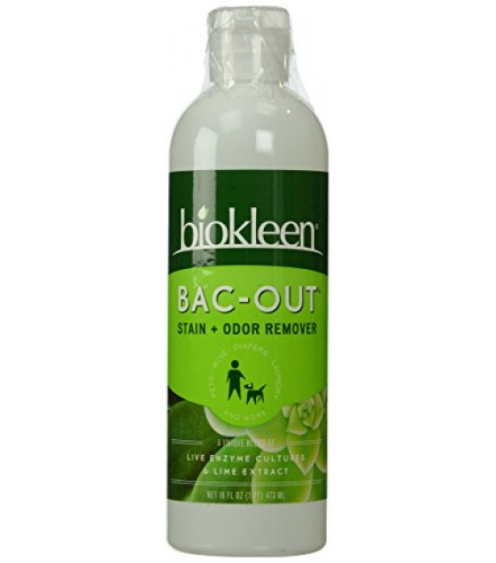 [Bi-O-Kleen] Household Cleaners Bac Out