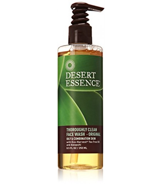 [Desert Essence] Facial Care Thoroughly Clean Face Wash