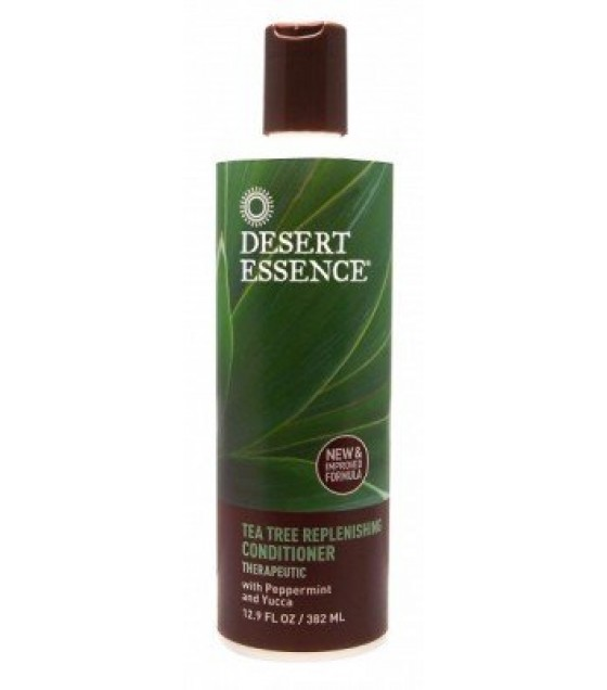 [Desert Essence] Hair Care Condition, Tea Tree Daily Replen
