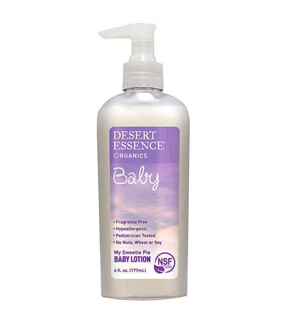[Desert Essence] Baby Care My Sweetie Pie Lotion