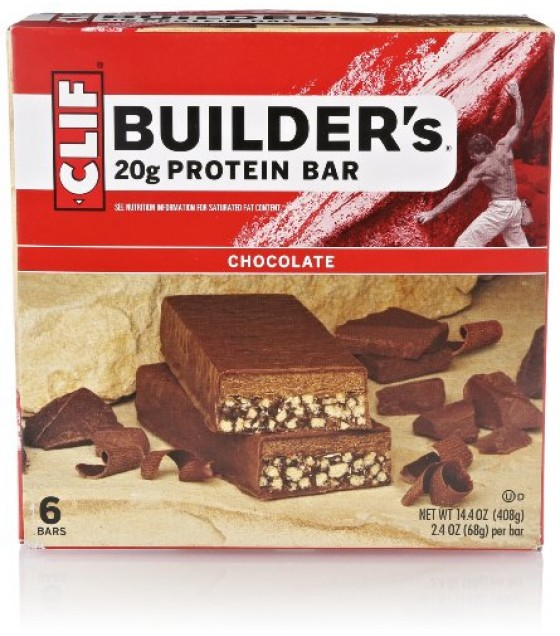 [Clif Bars] Builder`s Bars Chocolate